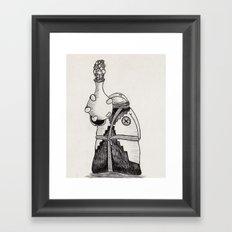 NuBlood Framed Art Print