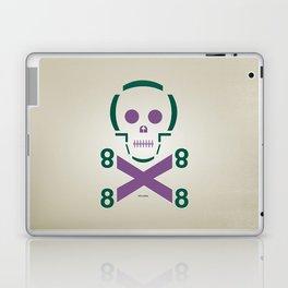 HELLvetica Laptop & iPad Skin
