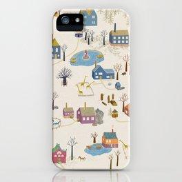 Little Village iPhone Case