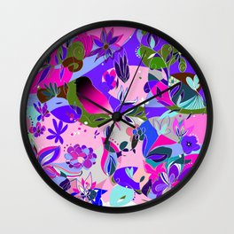 Naturshka 48 Wall Clock