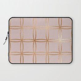 Glowing desires rose gold blush Laptop Sleeve