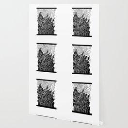 Smoke and Fire Wallpaper