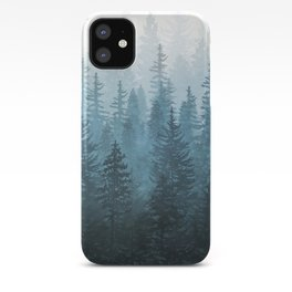 My Misty Secret Forest iPhone Case