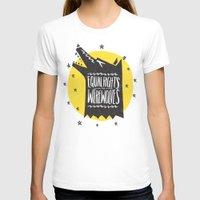 T-shirts featuring WEREWOLF RIGHTS by Matthew Taylor Wilson