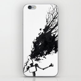 Robotree iPhone Skin