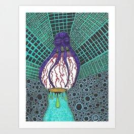 Enveyeronment Art Print
