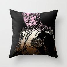 Neopoléon Throw Pillow