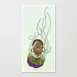 Jelly Miss  Canvas Print