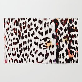 Tracy Porter / Poetic Wanderlust: Wild At Heart (print) Rug
