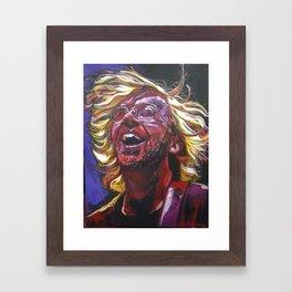 Trey Anastasio Framed Art Print