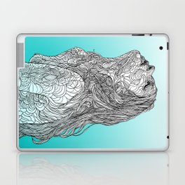 Sketch of Tender Hope Laptop & iPad Skin