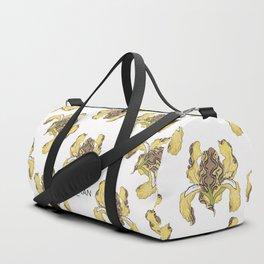 T.F TRAN SNAKE IRIS Duffle Bag