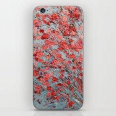 Pink Ume iPhone & iPod Skin