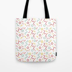 Funky DNA Tote Bag
