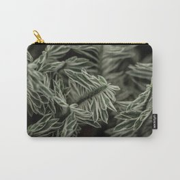 Varigated Leaf Carry-All Pouch