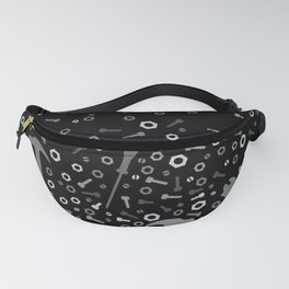 Anti-gravity Tools - grey and black Fanny Pack