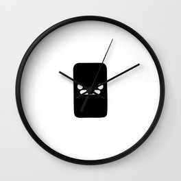 ready salted Wall Clock