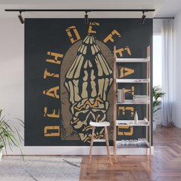 Death Defeated Wall Mural