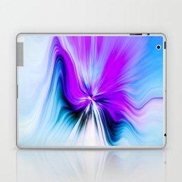 Abstract Moving Butterfly Design Laptop & iPad Skin