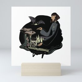 Sanderson 2 Mini Art Print
