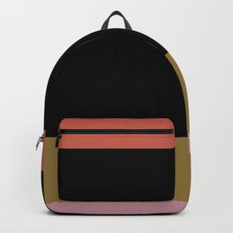 Contemporary Color Block IV Backpack