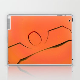 Structures of Silence #27 Laptop & iPad Skin