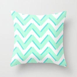3D CHEVRON Throw Pillow