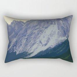 Nahanni National Park Poster Rectangular Pillow