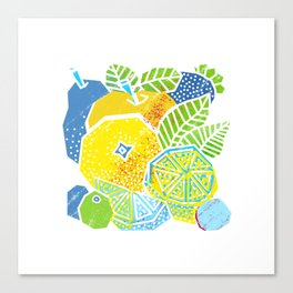 New Fruits Canvas Print