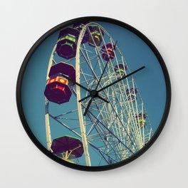 Observation Wheel Wall Clock