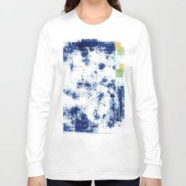 Blurred Copy Long Sleeve T-shirt