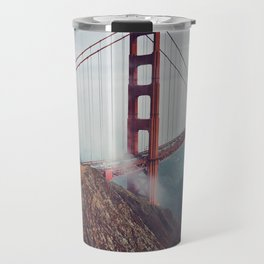 Golden Gate - San Francisco Travel Mug
