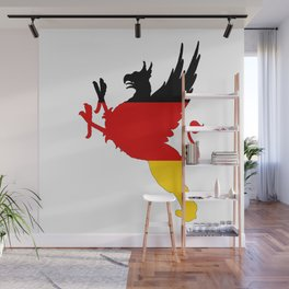 German Flag - Griffin Wall Mural
