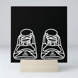 Sneaker Doodle #2 Mini Art Print