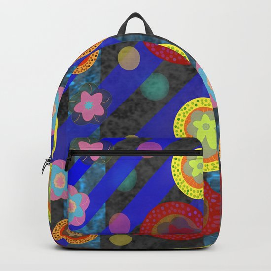 Buttons and Bobs Backpack