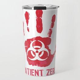 Patient Zero Travel Mug