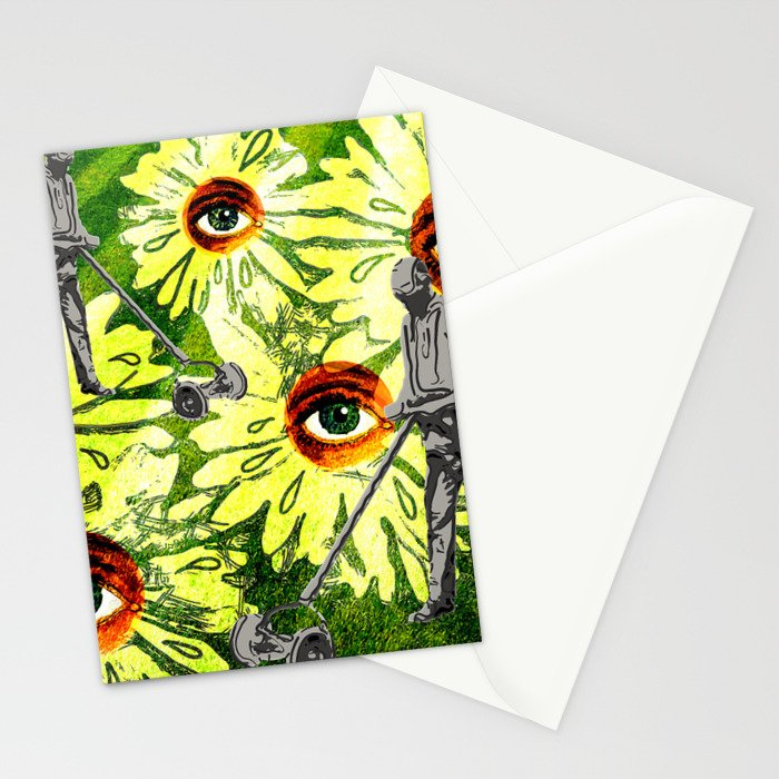 Allergic 2 Stationery Cards