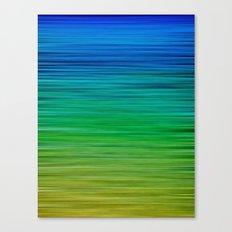 SEA BLUES Canvas Print