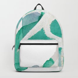 Watercolor Hallows Backpack