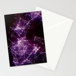 Artificial Constellation Stationery Cards