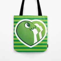 pagan Tote Bags featuring Pagan Scouts by Pagan Holladay