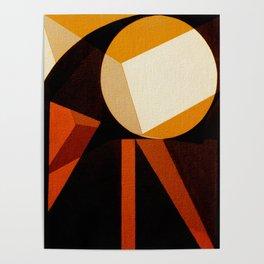 Jaburu (Jabiru) Poster