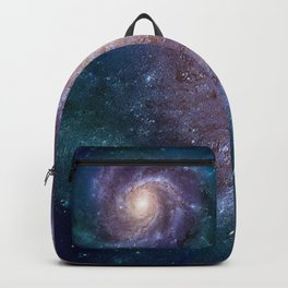 Pinwheel Galaxy Backpack