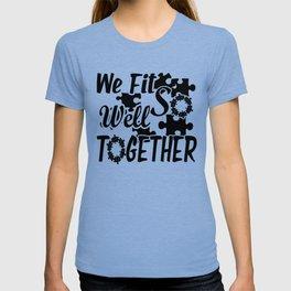 Jigsaw Puzzle Shirt T-shirt