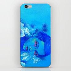 All Is Full of Love (Luna Moths) iPhone Skin