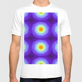 Purple Blossoms T-shirt
