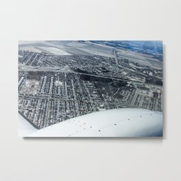 ST-Jean From the sky Metal Print