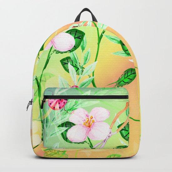 Garden Frenzy Day Backpack