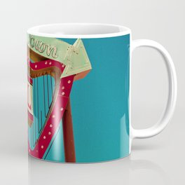 Heart 'O Town Coffee Mug