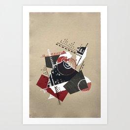 Matrix2 Art Print